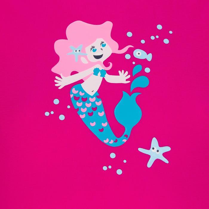 """Maillot de bain bébé fille tankini top rose avec imprimé """"papillons"""" - 1122118"""