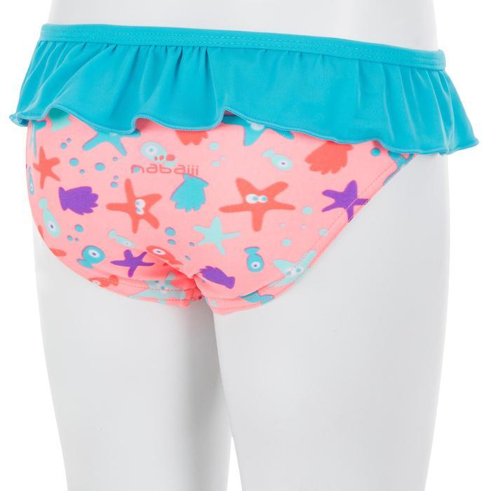 """Maillot de bain une pièce culotte bébé fille rose imprimé """"papillons"""" - 1122128"""