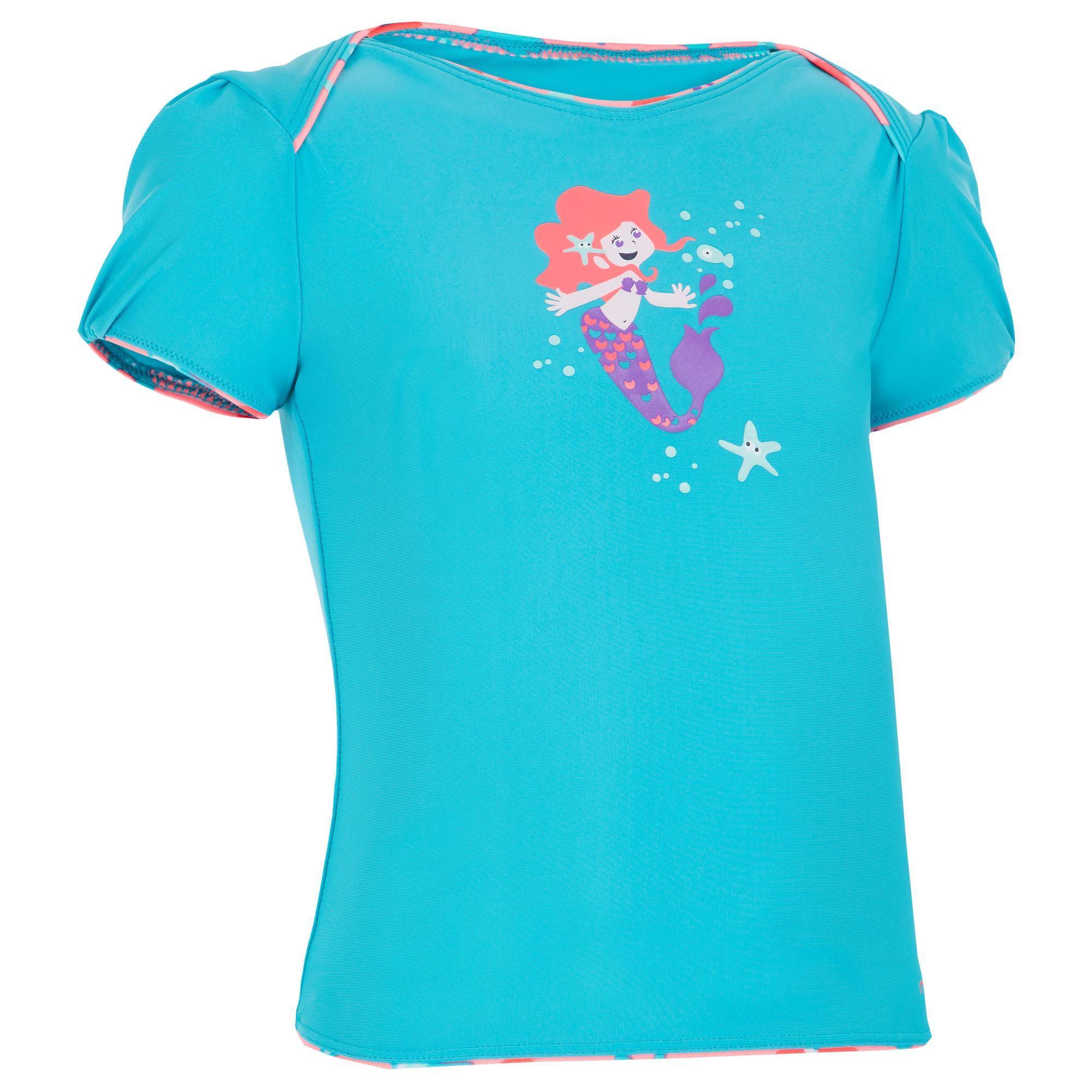 Baby,Kinder Bikini-Set Tankini Maid Baby blau   03583788263814