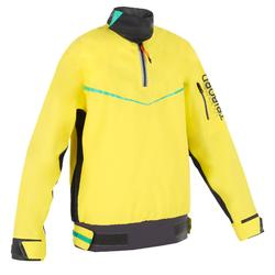 S500 Children's Dinghy/Catamaran Windproof Sailing Jacket - Yellow/Green/Blue