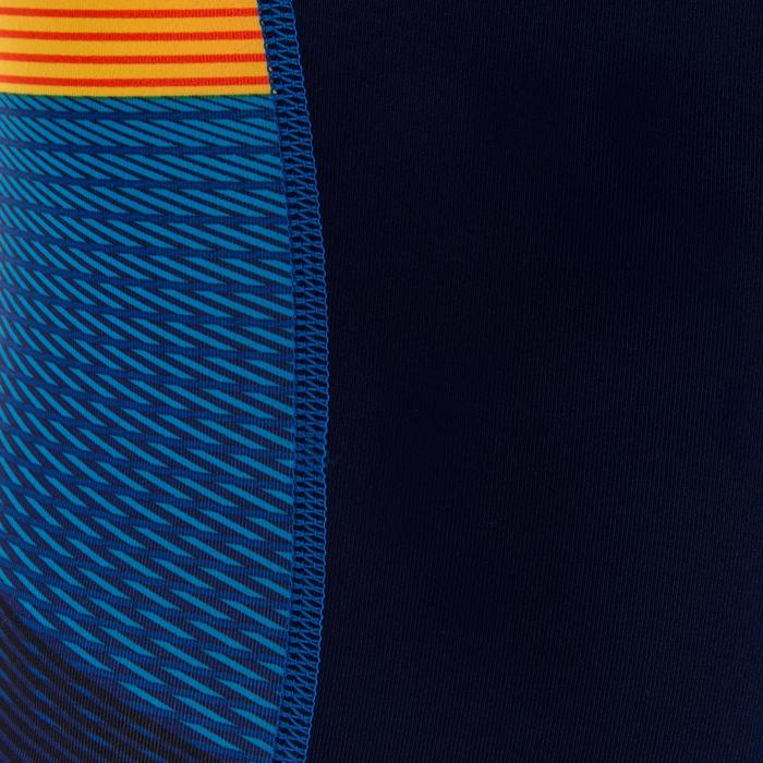 tee shirt anti UV surf top 500 manches longues enfant - 1122595