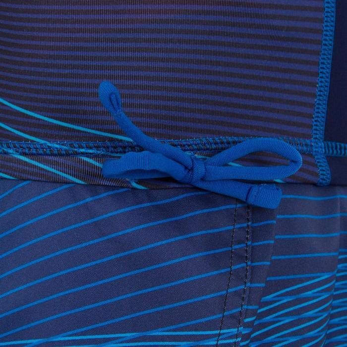 tee shirt anti UV surf top 500 manches longues enfant - 1122607