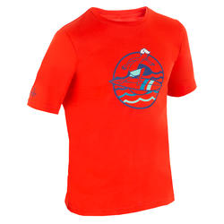 Water T-shirt UV kind