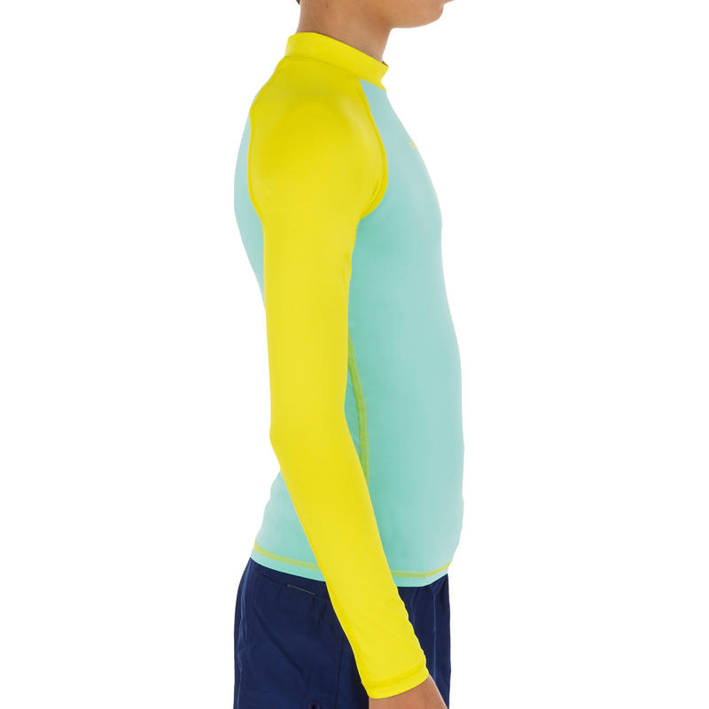 Kid LS UV Top 100 Blue Yellow
