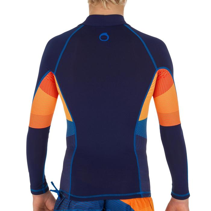 tee shirt anti UV surf top 500 manches longues enfant - 1122632