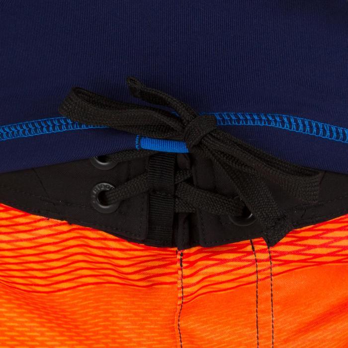 tee shirt anti UV surf top 500 manches longues enfant - 1122643