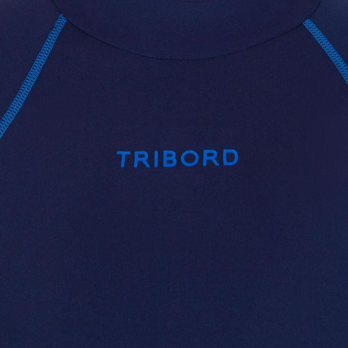 tee shirt anti UV surf top 500 manches longues enfant - 1122653