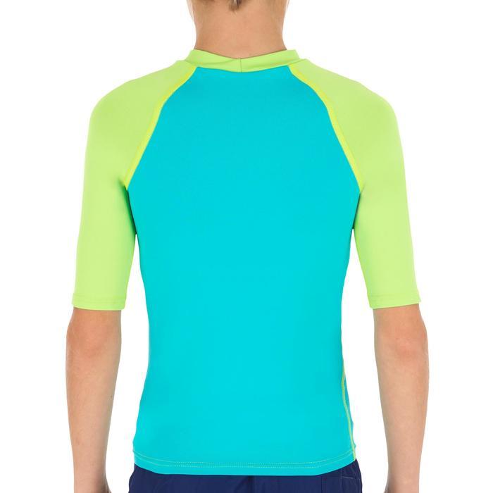 Tee shirt anti UV surf Top 100 manches courtes Enfant - 1122664