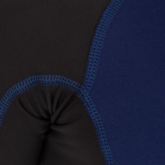 tee shirt anti UV surf top néoprène thermique manches courtes enfant - 1122672