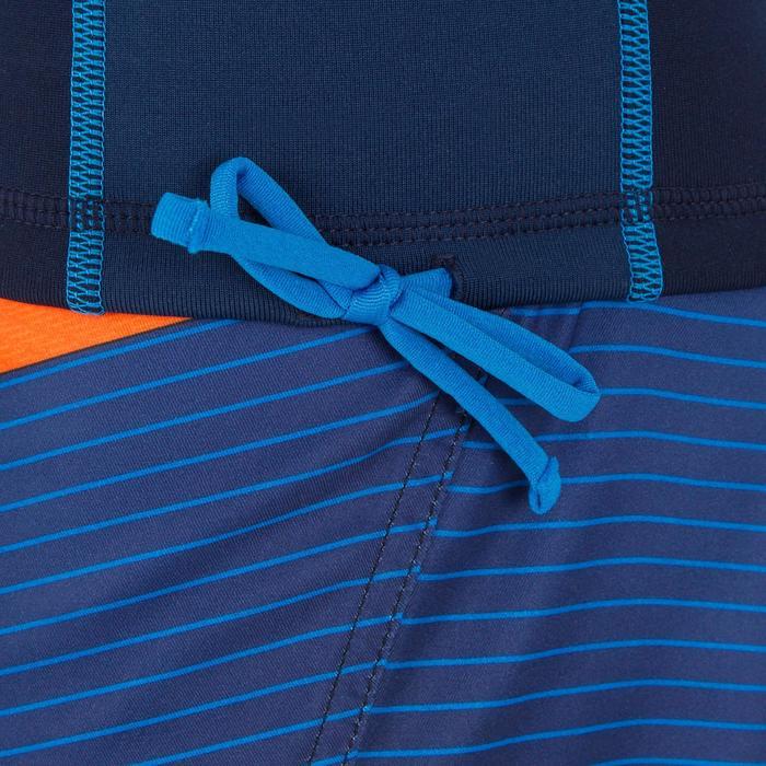 tee shirt anti UV surf top thermique polaire manches courtes enfant - 1122687