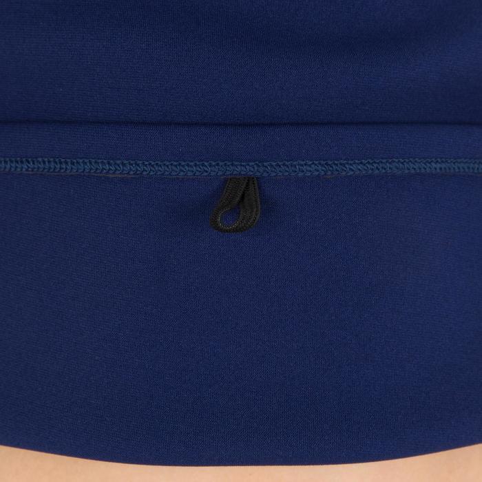 tee shirt anti UV surf top néoprène thermique manches courtes enfant - 1122688