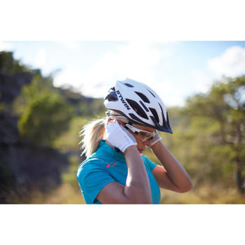 500 Mountain Biking Helmet - Black - 1122702