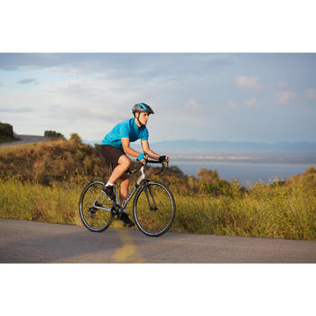 VELO ROUTE TRIBAN 100 GRIS - 1122806