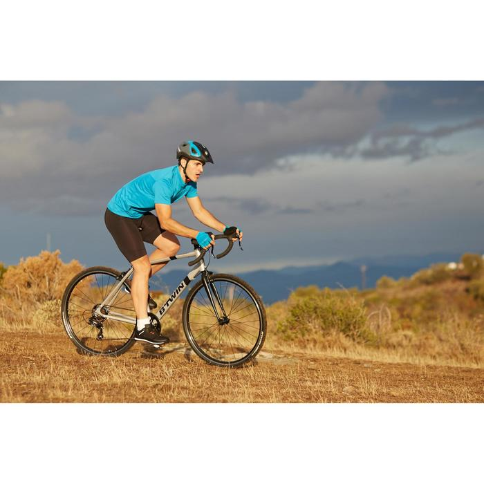 VELO ROUTE TRIBAN 100 GRIS - 1122851