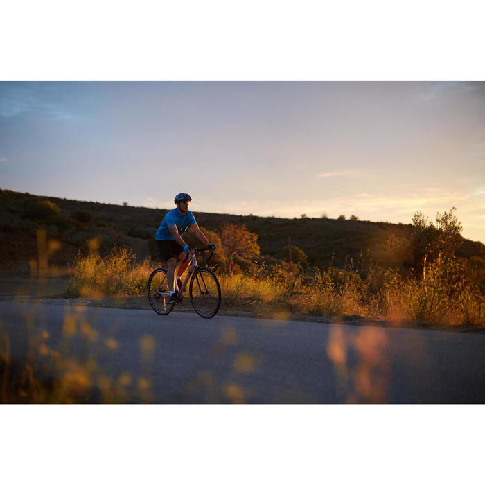 VELO ROUTE TRIBAN 100 GRIS - 1122872
