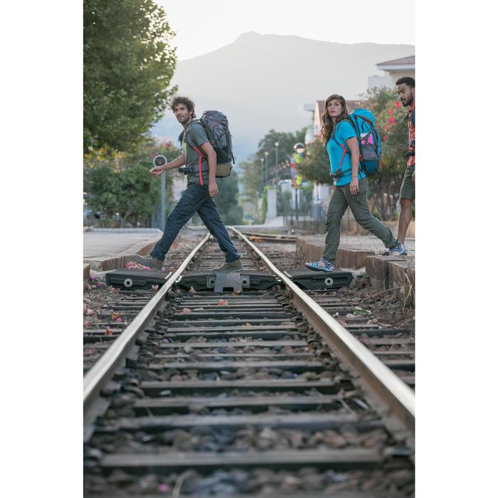 Travel 100 Women's Trousers - Khaki - 1123118