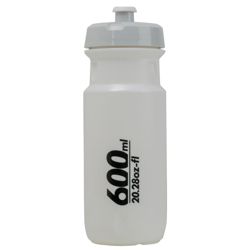 Cycling Bottle 600 ml - White