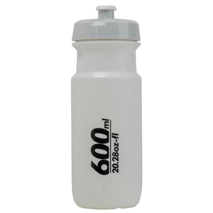 Bidon 600 ml wit
