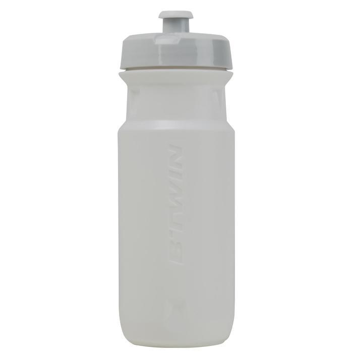 Trinkflasche Road Light 600ml weiß
