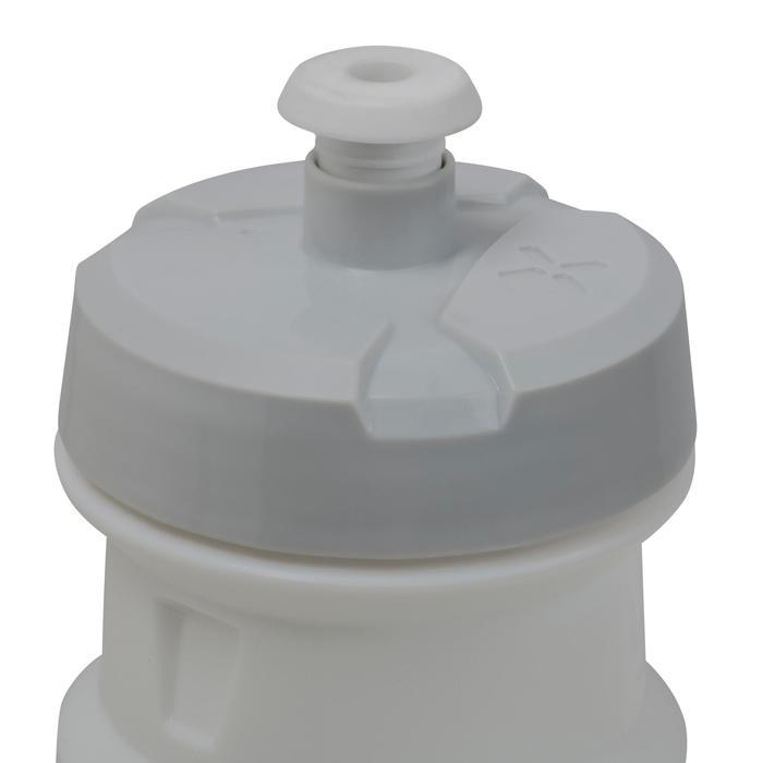 Fahrrad Trinkflasche Road 600 ml weiß
