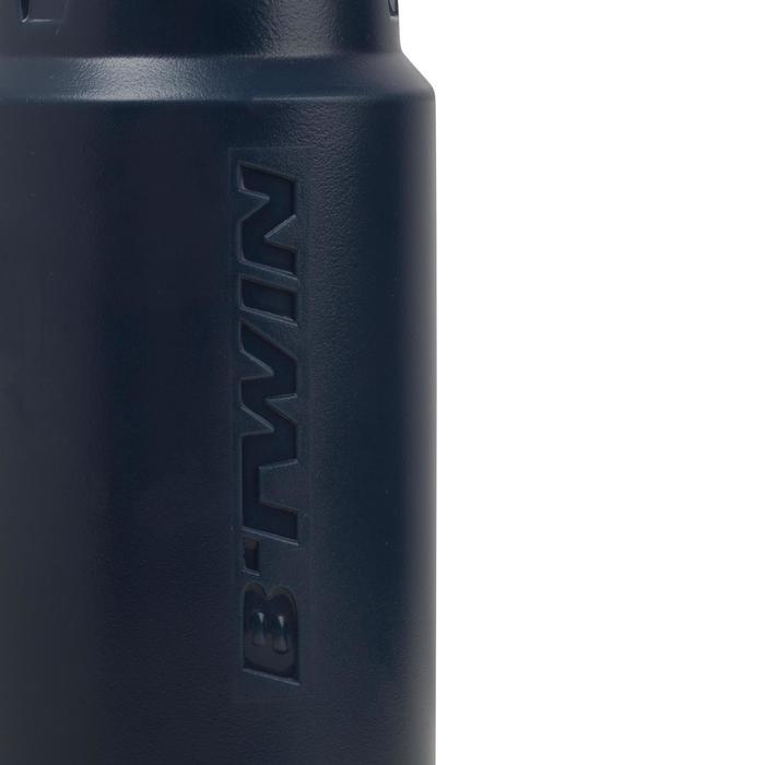 Bidón ciclismo 600 ml azul 100% BPA Free
