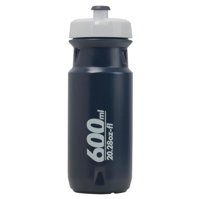 Bidón ciclismo 600 ml azul