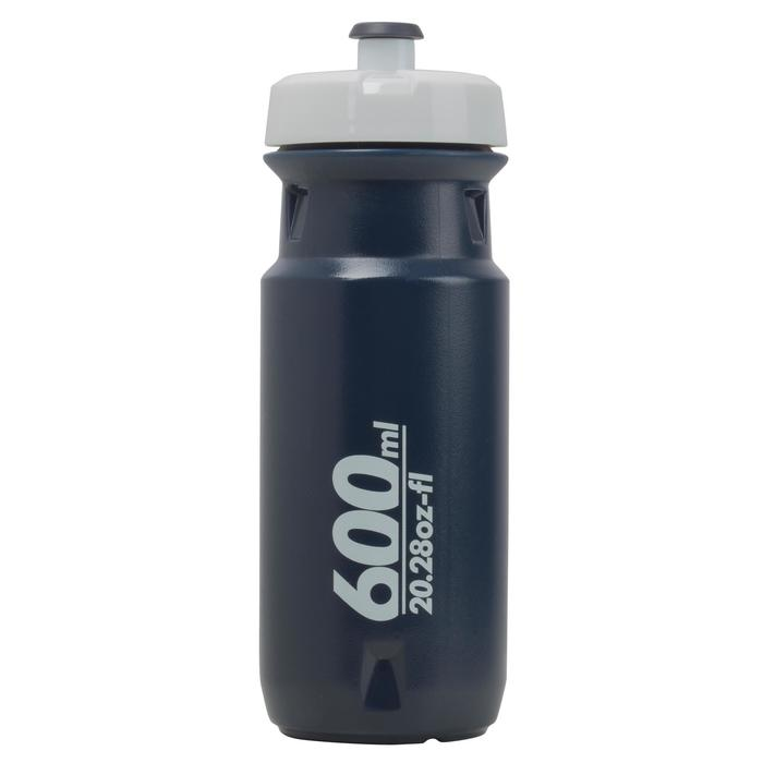 Fahrrad Trinkflasche Road 600 ml blau
