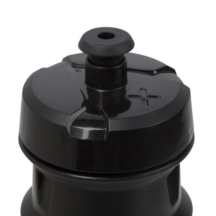 Fietsbidon 600 ml zwart