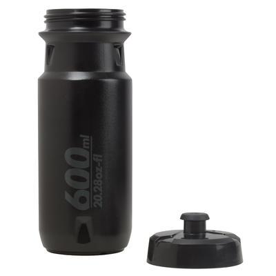 - שחור בקבוק מים לרכיבה 600 מ_QUOTE_ל