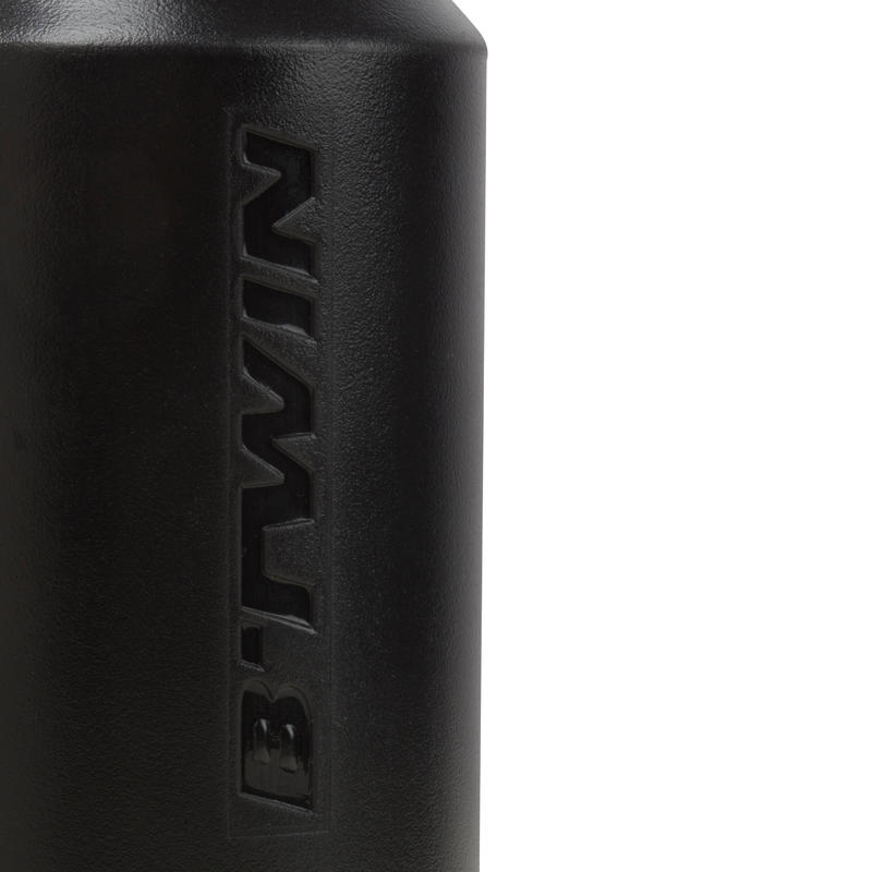 Botella ciclismo 600 ml negro