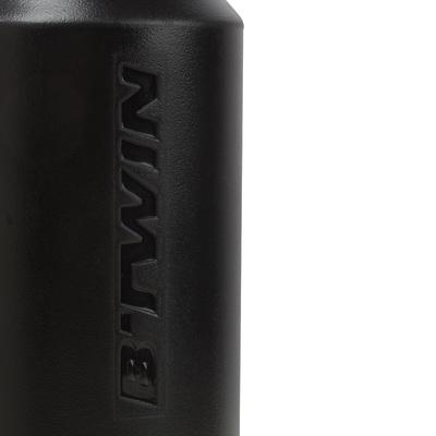 زمزمية 600 مل لكوب الدراجات - أسود