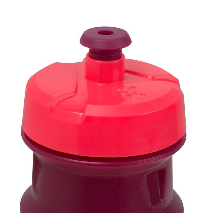 Bidón ciclismo 600 ml ciruela 100% BPA Free