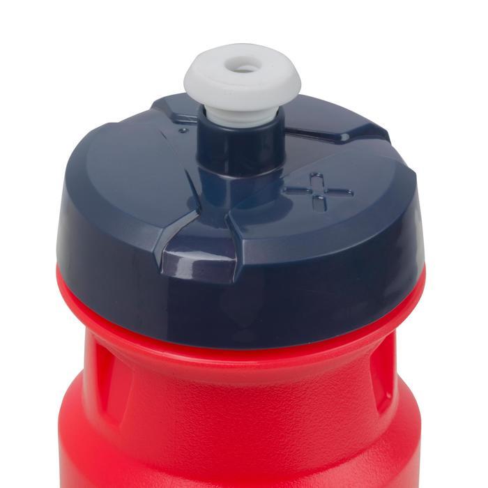Bidón ciclismo 600 ml rojo 100% BPA Free