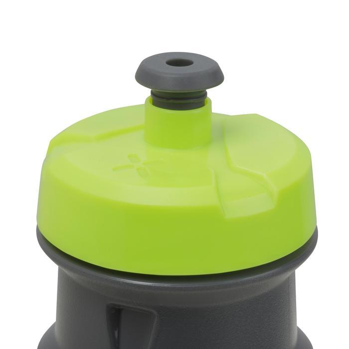 Fietsbidon 600 ml grijs