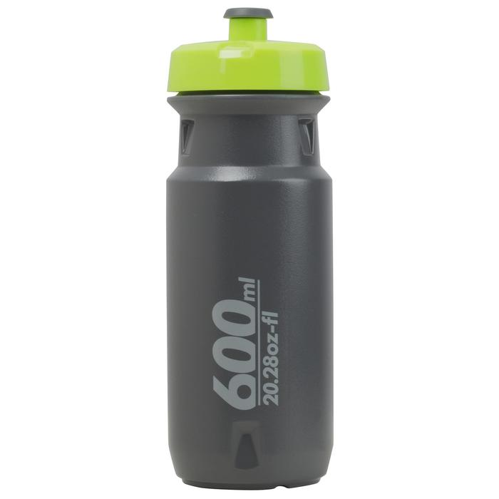 Bidon cycle 600ml gris
