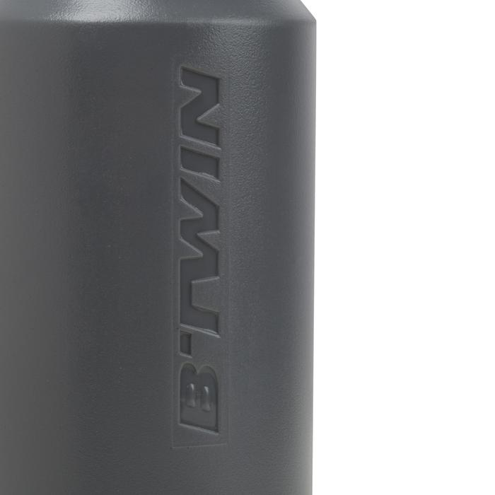 Bidon van 600 ml grijs