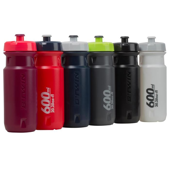 Bidon cycle 600ml rouge