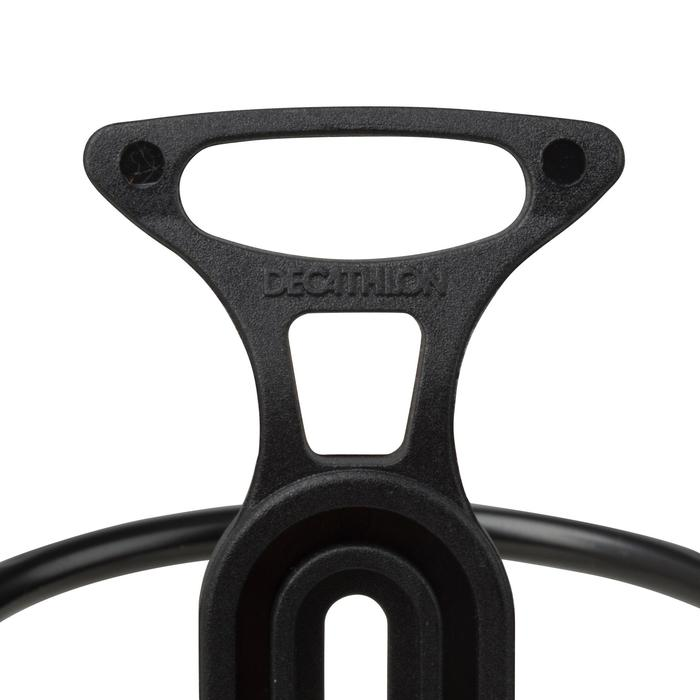 自行車金屬水壺架100 - 黑色