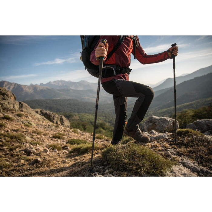 Trekkingschuhe Trek 500 Herren
