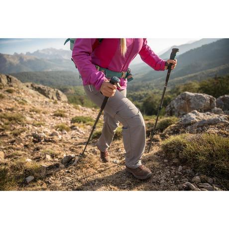 02505b8ee40 Chaussure Trekking 500 femme