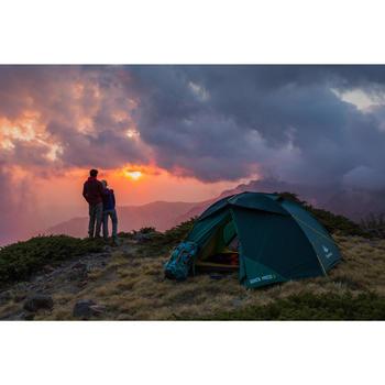 Veste trekking montagne TREK 900 wind femme - 1123373
