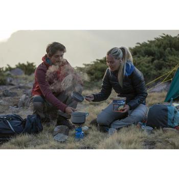Popote camp du randonneur aluminium + revêtement anti-adhésif 4 personnes (2,5L) - 1123375