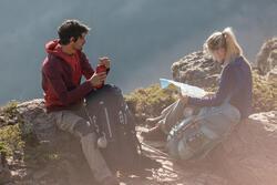 Windjack Trekking Forclaz 600 light dames - 1123378
