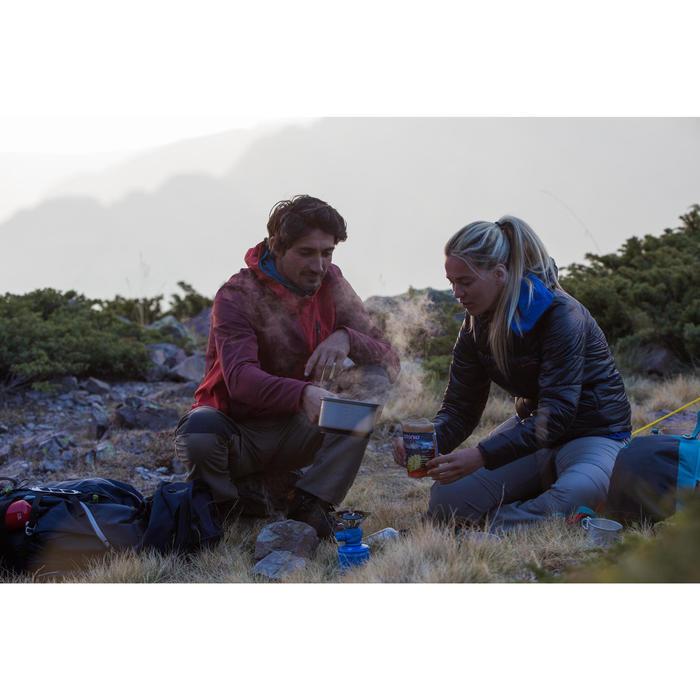 Popote camp du randonneur aluminium + revêtement anti-adhésif 4 personnes (2,5L) - 1123383