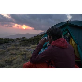 Tente de trek Quick Hiker 2 personnes verte - 1123385