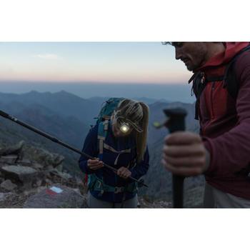 Beleuchtungsset Clic Hike 60Lumen blau