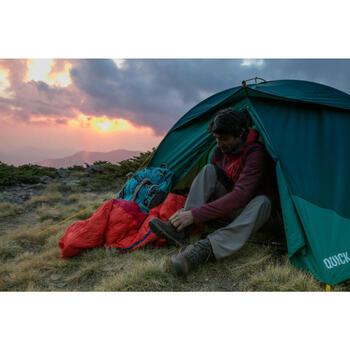 Tente de trek Quick Hiker 2 personnes verte - 1123387