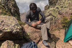 Afritsbroek voor heren trekking Forclaz 100 - 1123388