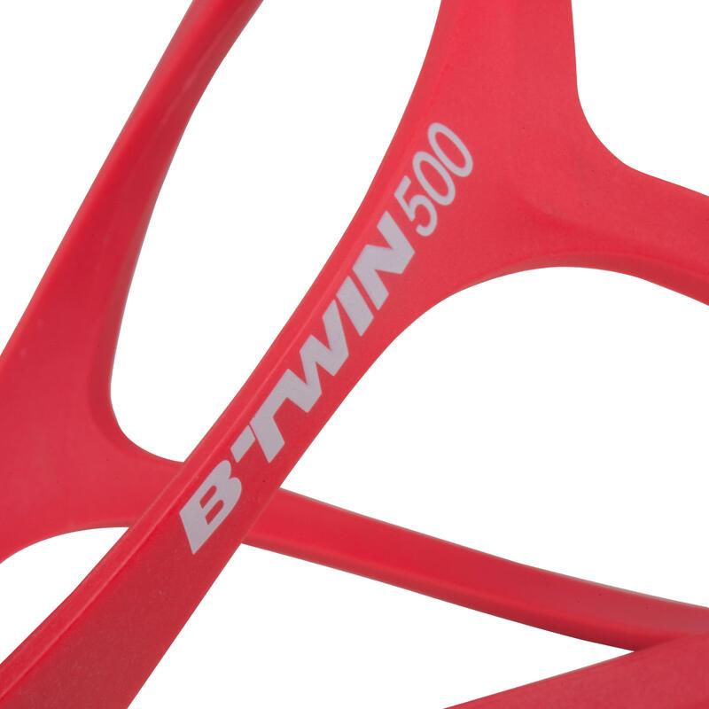 Portabotella bicicleta 500 rojo