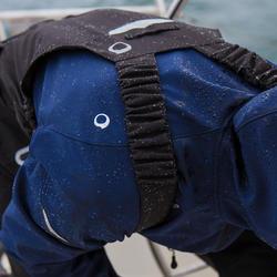 Waterdichte en ademende hoge zeilbroek Ozean 900 voor heren zwart - 112364